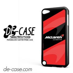 Mclaren Automotive DEAL-7010 Apple Phonecase Cover For Ipod Touch 5
