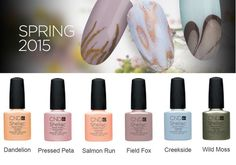 CND Fauna and Flora Collection is here in 6 beautiful colours! Place your order today! Cnd Shellac Layering, Cnd Shellac Colors, Shellac Pedicure, Shellac Nail Polish, Shellac Nails, Nail Polish Colors, Boutique Nails, Mobile Nails, Nail Mania