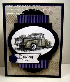 FMS109 Country Prayers by Julie Gearinger - Cards and Paper Crafts at Splitcoaststampers