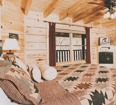 Cozy and ready for your stay!   Featured Cabin: Bear Maximum