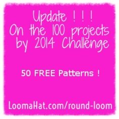 I Have Collected 50 Free Loom Knit Patterns ! Very Exciting. Hope others will chime in.
