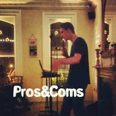 Mike Edge on Pros&Coms 20/02/14