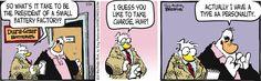 Shoe Comic Strip on GoComics.com