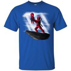 Deadpool Spiderman Lion King Adaptation T shirts Hoodies Sweatshirts