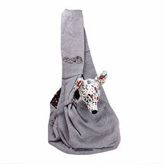 Koogo Pet Sling Carrier Shoulder Bag for Small Dogs Cats Travel Pouch Handbag -- Read more reviews of the product by visiting the link on the image.
