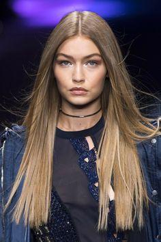 Le blond cendré de Gigi Hadid