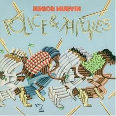 Junior Marvin - Police and Thieves - recorded at Lee `Scratch' Perry's famed Black Ark studio in Kingston at a time when both singer and producer were at the peak of their creative powers, the LP caught the mood of the times