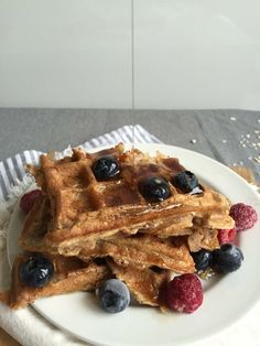 E-mail - Jeanne Schrauwen - Outlook Healthy Sweets, Healthy Baking, Pureed Food Recipes, Baking Recipes, Waffles, Go For It, Happy Foods, Low Carb Bread, Breakfast Dessert