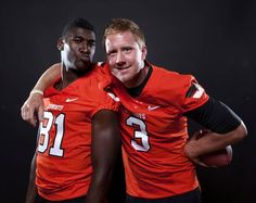Weeden to Blackmon, an awesome duo!