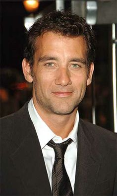 Clive Owen - suggested by more than one person.