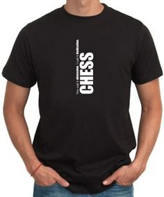 Buy Chess Dedication Chess T-Shirt or select one of our hundreds of Chess tees. You can even personalize your own tshirt