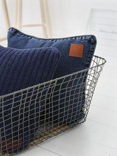 #denim #cushion