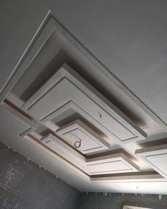 Plaster Ceiling Design, Gypsum Ceiling Design, Interior Ceiling Design, Showroom Interior Design, House Ceiling Design, Ceiling Design Living Room, Bedroom False Ceiling Design, Ceiling Light Design, Hall Room Design