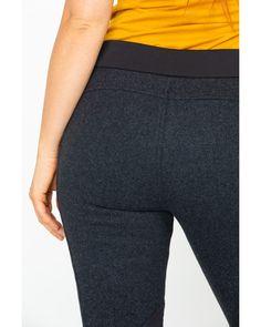 Tasha Polizzi Women's Herringbone Equestrian Pants , Black Country Wear, Herringbone, Equestrian, How To Wear, Pants, Black, Style, Fashion, Trouser Pants