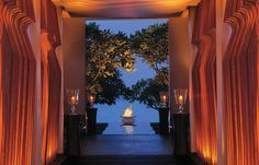 Reethi Restaurant. One&Only Reethi Rah, Maldives. © One&Only Resorts
