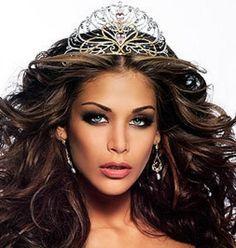 Miss universo 2008 de Venezuela Dayana Mendoza