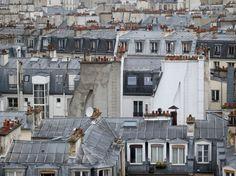 Les toits de Paris 5 Fos Sur Mer, Metro Paris, Paris Rooftops, Ville France, Terrazzo, Parisian, Street View, City, Amelie