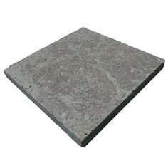 Gray Solid Cap Concrete Block Common 4 In X 8 In X 16 In