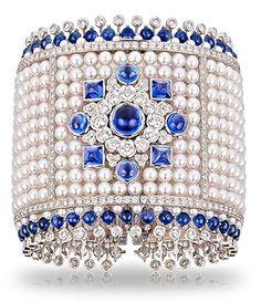 Faberge's Dentelle de Perles Bracelet