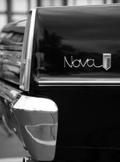 1966 Chevy Nova II....remember crappy Chevy Novas ?