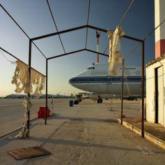 Athens Ellinikon International Airport (closed since 2001) - Olympic Airways Boeing 747-200