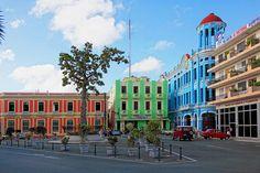 Camagüey #architecture  #Cuba #UNESCO