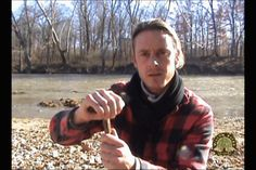 How to make a bow drill for starting a fire
