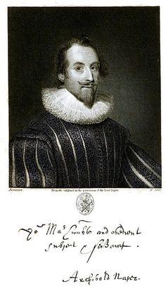 John Napier Family