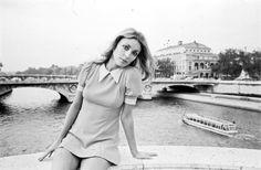 Sharon Tate Paris