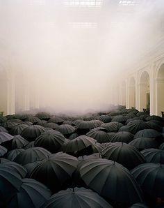 Matej Andraž Vogrincic installation. Photo © Peter Bennetts.