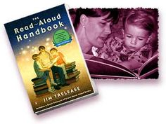 Jim Trelease web site has excellent resources and information on the importance of reading aloud.
