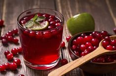 "You can make cranberry water and use it for a gentle, daily detoxification. Your cran-water will provide four organic acids that act as digestive enzymes, according to nationally known nutritionist Ann Louise Gittleman, ""Fast Track Detox Diet"" author. The enzymes help your body rid itself of small fatty deposits that get stuck in the..."
