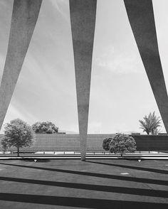 'Model Brasilia' an architectural project by Julian Bächle @julian.bachle x #minimalzine #contemporaryart #architecture #visualarts