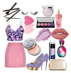 """""""Geen titel #25"""" by itsmealishba ❤ liked on Polyvore featuring Ally Fashion, Charlotte Olympia, MICHAEL Michael Kors, Monki, Missoni, Bobbi Brown Cosmetics, Lime Crime, Sephora Collection, Victoria's Secret and Guerlain"""