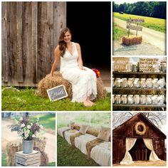 Unique Rustic Wedding Ideas and Wedding Invitations -InvitesWeddings.com