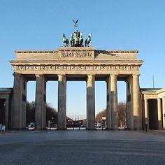 puerta de estrasburgo Berlin