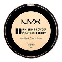 Nyx High Definition Finishing Powder   Banana