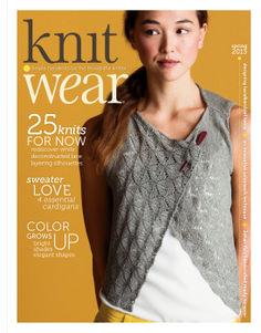 Knit Wear Spring 2013
