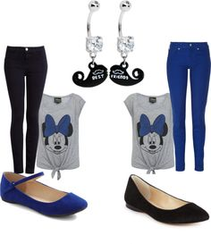 """""""Me And My Best Friend Outfit"""" by loveboo1234 ❤ liked on Polyvore"""