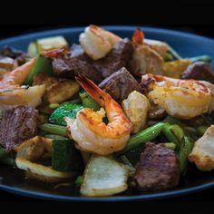 Stir-fry things up a little. #teppanyaki #sushi_zushi #yum