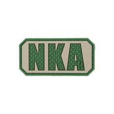 3D Morale Patch - NKA No Known Allergies (Arid)