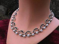 Náhrdelníky - Náhrdelník - 6419374_ Diamond, Jewelry, Stars, Jewellery Making, Jewerly, Jewelery, Jewels, Diamonds, Jewlery