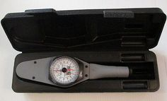 Torque Wrenches 42265: New Sturtevant Richmont Memory Dial Torque Wrench 15 N M 3 8 Square Drive -> BUY IT NOW ONLY: $70 on eBay!
