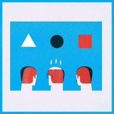 New #project #view #abstractart #illustration #draw #logic #adobe #instagood #instaart #my #art #cooperation #people #branding #social #2016 #bestfriends #bestoftheday #picture #digital #design #mood #shape #inspiration #love #designer by bednarski_illustration
