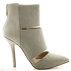 , featured 30 June on The Daily Shoe, a collection of the world's most beautiful footwear. Green Suede, Suede Shoes, Shoe Game, Heeled Mules, Heels, Stilettos, Peep Toe, Ankle Boots, Footwear