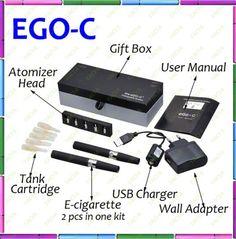 #E-cig kits # Ego-c kits # battery # atomzier #