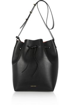 92b9ec1d378e Mansur Gavriel Leather bucket bag Gavriel Mansur