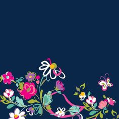 Vera Bradley Desktop Wallpaper Ribbons