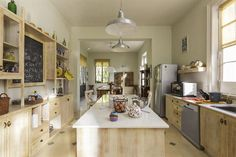 Seis estilos para tu cocina - Living - ESPACIO LIVING