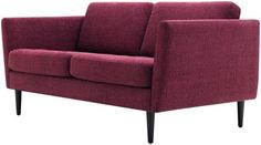 Osaka Sofa in Marsala- Pantone Color of the Year 2015 #BoConceptMIA #Pantone